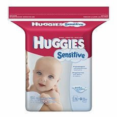 Huggies Sensitive Thick-n-Clean Baby Wipes 184 ea - OutpatientMD.com