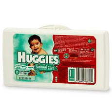 Baby Wipes Huggies Natural Care Travel Pack - OutpatientMD.com