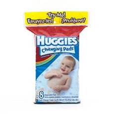 Huggies Changing Pads 8 ea - OutpatientMD.com