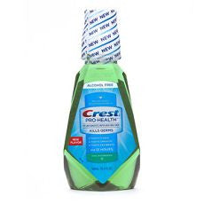 Crest Pro-Health Rinse, Cool Wintergreen 16.9 oz - OutpatientMD.com