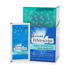 Crest Whitestrips Daily Whitening + Tartar Protect - OutpatientMD.com