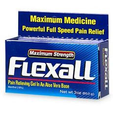 Flexall Maximum Strength Pain Relieving Gel 3 oz