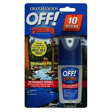 Off! Deep Woods for Sportsmen Insect Repellent 1oz - OutpatientMD.com