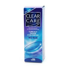 Clear Care No Rub Cleaning & Disinfecting Solution - OutpatientMD.com