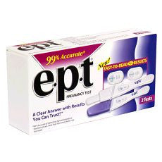 E.P.T Pregnancy Test 2-Pack - OutpatientMD.com
