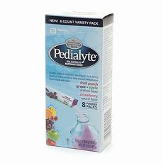 Pedialyte Oral Electrolyte Powder, Variety Pack - OutpatientMD.com