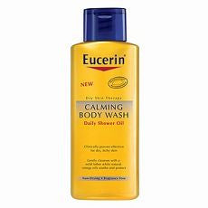 Eucerin Calming Body Wash Daily Shower Oil 8.4 oz - OutpatientMD.com