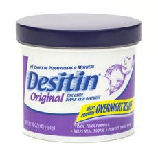 Desitin Diaper Rash Ointment, Original 16 oz