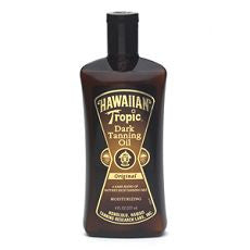 Hawaiian Tropic Dark Tanning Oil, Original 8 oz - OutpatientMD.com