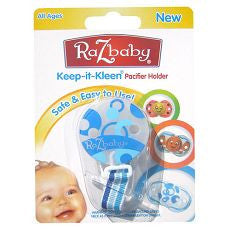 Keep-it-Kleen Boys Pacifier Holder - OutpatientMD.com