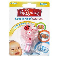 Keep-it-Kleen Girls Pacifier Holder - OutpatientMD.com