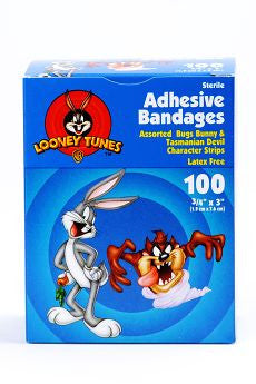 "Band Aid Looney Tunes™ 3/4"" x 3"""
