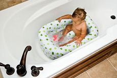 Inflatable Bath Tub Froggie Collection - OutpatientMD.com