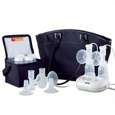 Purely Yours Ultra Double Electric Breast Pump - OutpatientMD.com