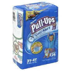 Huggies Pull-Ups Training Pants Boys 3T-4T
