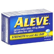 Aleve All Day Strong Pain Reliever 24's - OutpatientMD.com