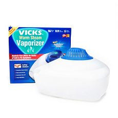 Vicks Warm Steam Vaporizer 1 ea