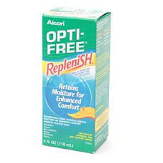 Opti-Free RepleniSH Multi-Purpose Solution - OutpatientMD.com