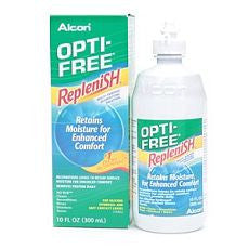 Opti-Free RepleniSH Multi-Purpose Solution 10 ml - OutpatientMD.com