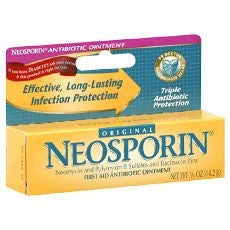 Neosporin Original Antibiotic Ointment 0.5 oz. - OutpatientMD.com