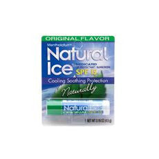 Natural Ice Medicated Lip Protectant/Sunscreen
