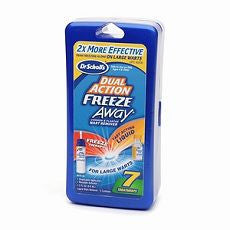 Dr. Scholl's Dual Action Freeze Away Kit - OutpatientMD.com