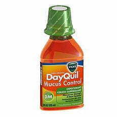 Dayquil Mucus Control DM Expectorant - OutpatientMD.com