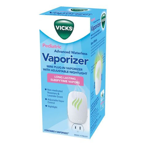 Vicks Mini Waterless Vaporizer 1 ea