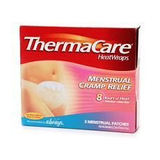 ThermaCare Air-Activated Heatwraps Menstrual Cramp - OutpatientMD.com