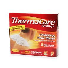 ThermaCare Air-Activated Heatwraps, Neck, Shoulder - OutpatientMD.com