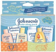 Johnsons Baby Take Along Pack - 5 PC - OutpatientMD.com