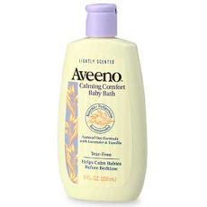 Aveeno Baby Calming Comfort Bath 8 fl oz (236 ml)