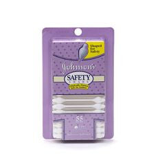 Johnson's Baby Safety Swabs 55 ea - OutpatientMD.com
