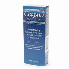 Cortaid Advanced 12 Hour Anti-Itch Cream 1.5 oz - OutpatientMD.com