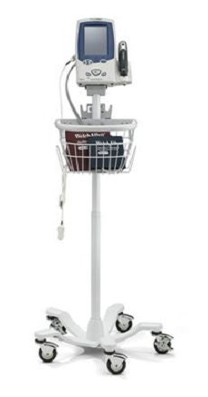 Mobile stand with basket for Spot and Spot LXi
