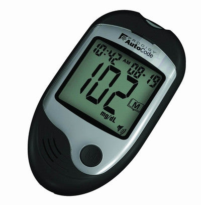Prodigy Autocode Talking Blood Glucose Meter Kit