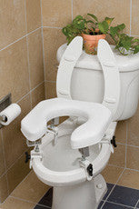 Toilet Seat Multi Position Raised - OutpatientMD.com