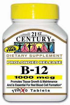 Vitamin B-12 Prolonged Release - OutpatientMD.com