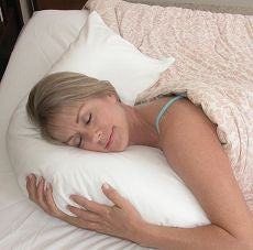 Hugg-A-Pillow Bed Pillow - OutpatientMD.com