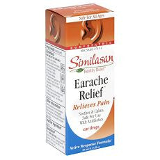Similasan Healthy Relief Earache Relief Ear Drops - OutpatientMD.com