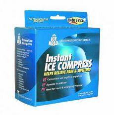 Instant Ice Cold Compress, 2 Per Box - OutpatientMD.com