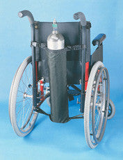 Oxygen Tank Holder for Wheelchairs - OutpatientMD.com