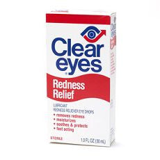 Clear eyes Eye Drops 1 fl oz (30 ml) - OutpatientMD.com