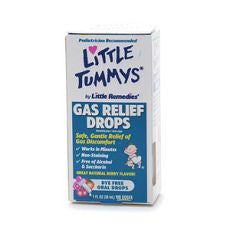Little Tummys Gas Relief Drops, Natural Berry 1 oz - OutpatientMD.com