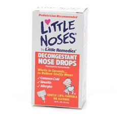 Little Noses Decongestant Nose Drops - OutpatientMD.com