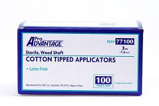 "Cotton Tipped Applicators 3"" - OutpatientMD.com"