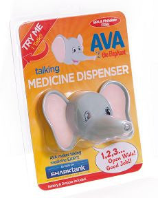 Ava the Elephant Talking Medicine Dispenser