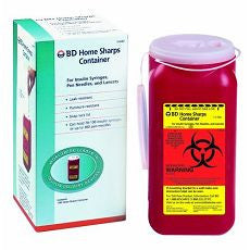 BD Home Sharps Container - OutpatientMD.com