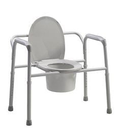 Commode Oversized All-In-One - OutpatientMD.com