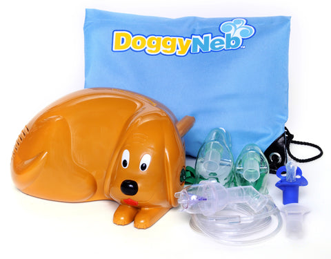 Nebulizer Pediatric Doggyneb With Backpack